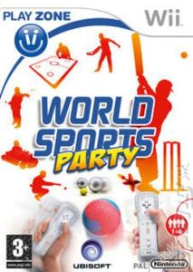 Wii - World Sports Party