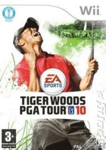 Wii - Tiger Woods PGA Tour 10