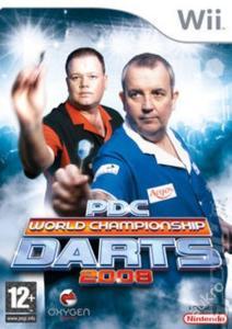 Wii - PDC World Championship Darts 2008