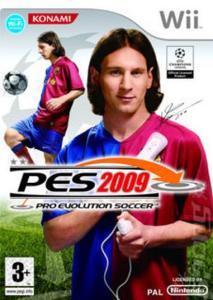 Wii - Pro Evolution Soccer 2009
