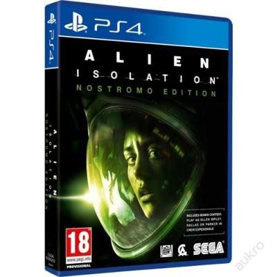 PS4 - Alien: Isolation - Nostromo Edition