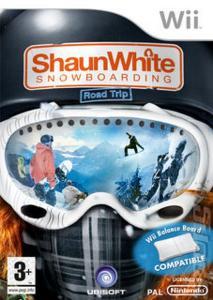 Wii - Shaun White Snowboarding Road Trip