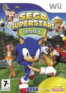 Wii - SEGA Superstars Tennis