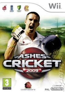 Wii - Ashes Cricket 09