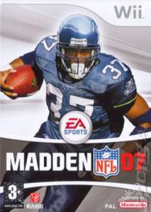 Wii - Madden NFL 07