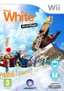 Wii - Shaun White Snowboarding: World Stage