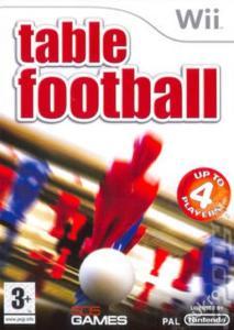 Wii - Table Football