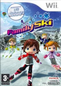 Wii - Family Ski