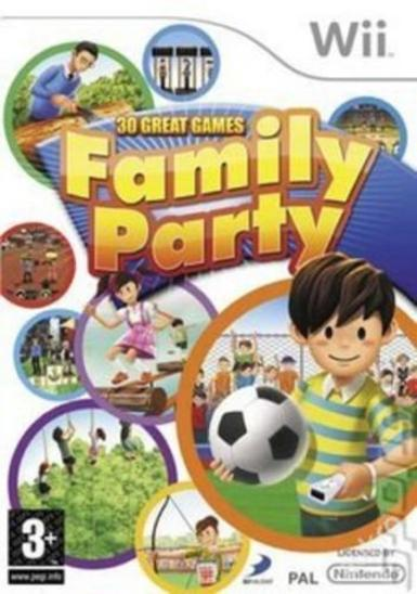 Wii - Family Party - Hry