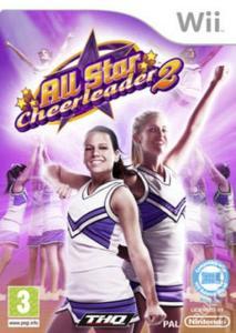 Wii - All Star Cheerleader 2