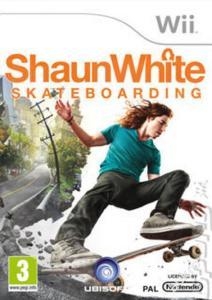 Wii - Shaun White Skateboarding