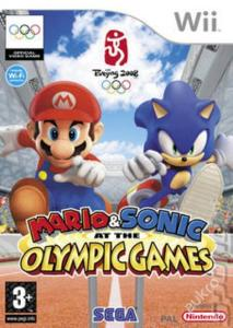 Wii - Mario & Sonic at the Olympic Games