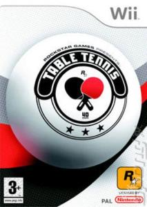 Wii - Table Tennis