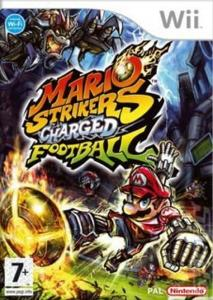 Wii - Mario Strikers Charged Football