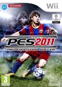 Wii - Pro Evolution Soccer 2011