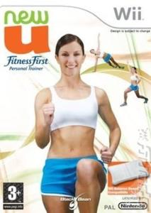 Wii - NewU: Fitness First Personal Trainer