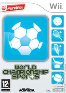 Wii - World Championship Sports