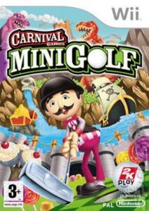 Wii - Carnival Funfair Games: Mini Golf