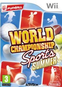 Wii - World Championship Sports: Summer