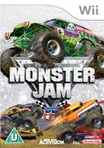 Wii - Monster Jam