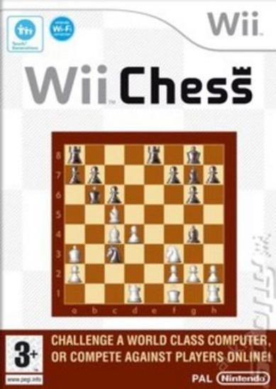 Wii - Chess - Hry