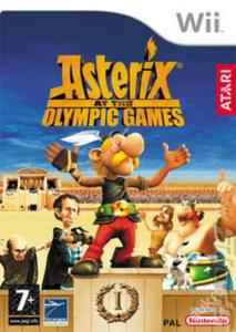 Wii - Asterix at the Olympic Games