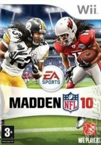 Wii - Madden NFL 2010