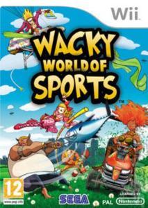 Wii - Wacky World Of Sports