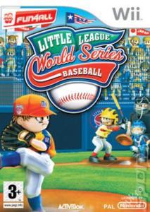 Wii - Little League World Series Baseball 2008