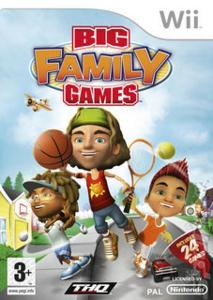 Wii - Big Family Games