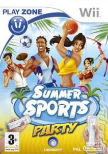 Wii - Summer Sports Party