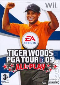Wii - Tiger Woods PGA Tour 09 All-Play