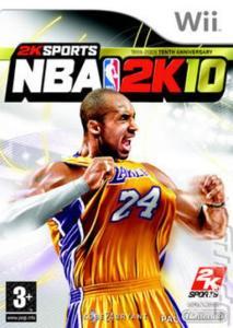 Wii - NBA 2K10