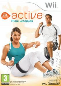 Wii - Sports Active: More Workouts