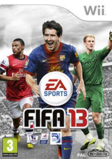 Wii - FIFA 13 - Hry