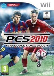 Wii - Pro Evolution Soccer 2010