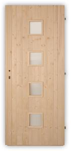 Palubkové dveře Quatro - 60, 70, 80 a 90