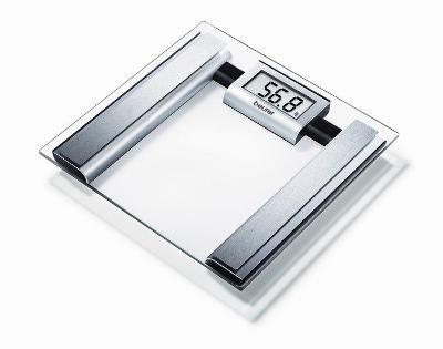 Osobní digitální skleněná  váha Beurer BG 19