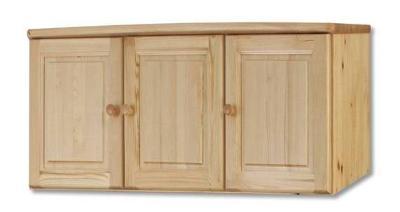 Nástavec na šatní skříň borovice masiv SF144