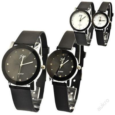 Elegantní dámské hodinky s různé druhy