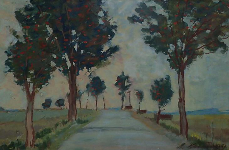 KLID - ALOIS KUČERA - 1957 - DÍLO ČFVU - Umění
