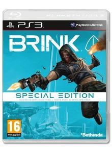 PS3 - Brink Special Edition