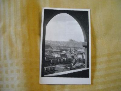 pohlednice Prag Kleinseite Altstadt Praha MINERV
