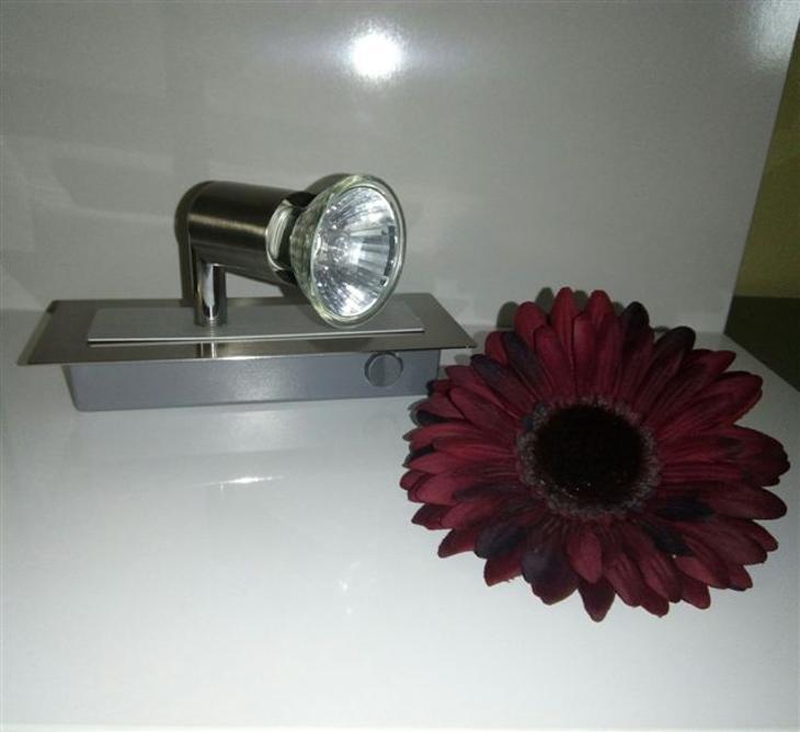 Bodové svítidlo s vypínačem EDI 50068 - Zařízení