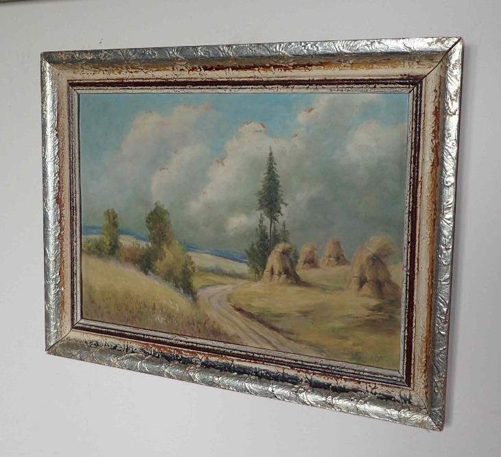 SNOPY V KRAJINĚ - MILOSLAV V. KOUTECKÝ 1951 - Umění