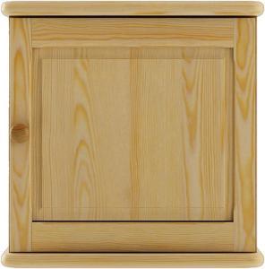 Nástavec na šatní skříň borovice masiv SF140