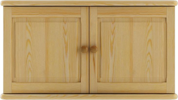 Nástavec na šatní skříň borovice masiv SF141 - Nábytek