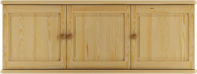 Nástavec na šatní skříň borovice masiv SF142
