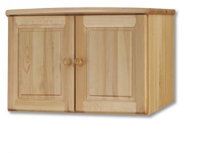 Nástavec na šatní skříň borovice masiv SF143