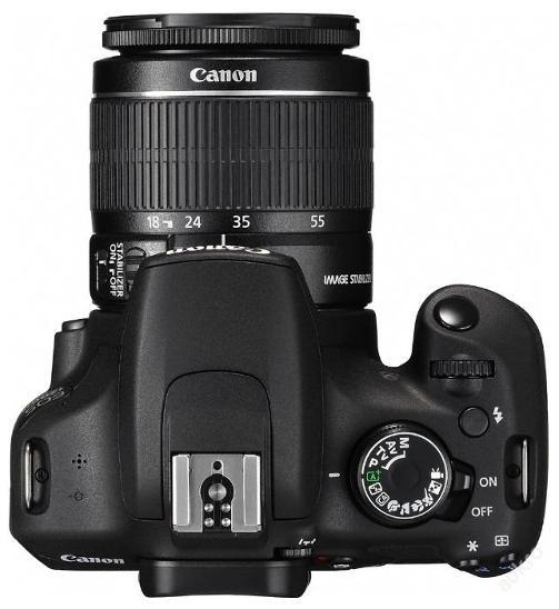 Fotoaparát Canon EOS 1200D + EF-S 18-55mm - Foto
